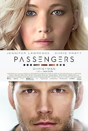 Download Passengers (2016) Dual Audio {Hindi-English} Bluray 480p | 720p | 1080p