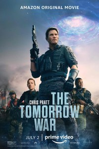 The Tomorrow War (2021) Dual Audio {Hindi-English} Movie 480p | 720p | 1080p
