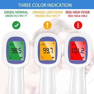 Three Color Indication