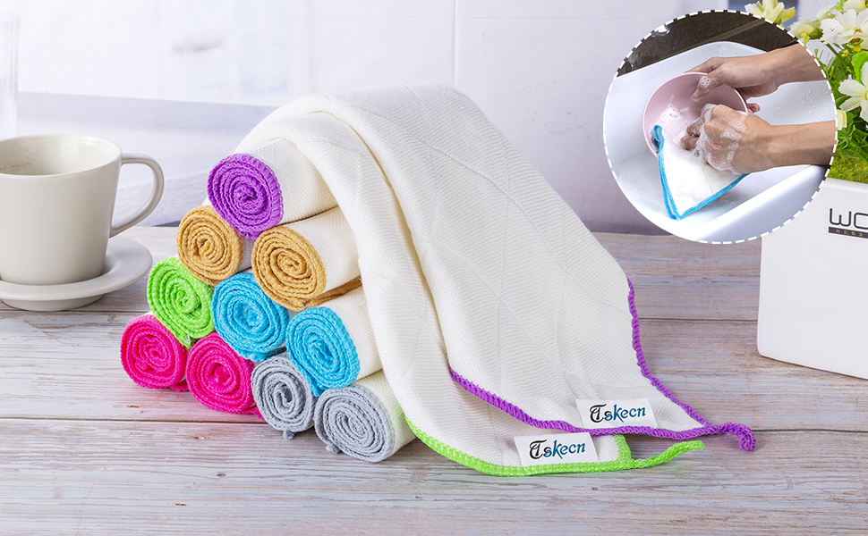 TSKECN wipes cleaning