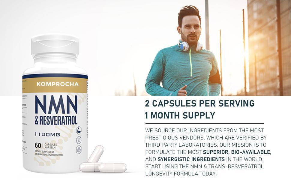 NMN supplement
