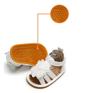 rubber soft sole summer baby boys girls sandals