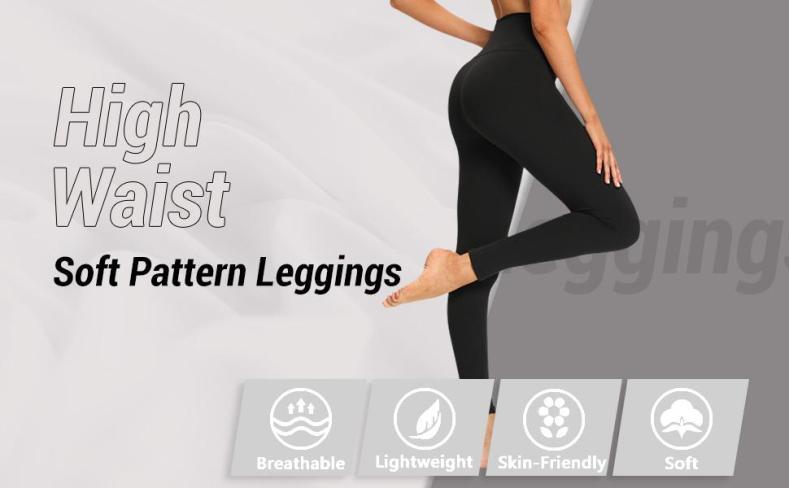 Pattern Leggings for Woman