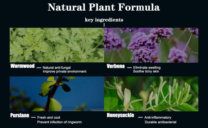 natural plant formula