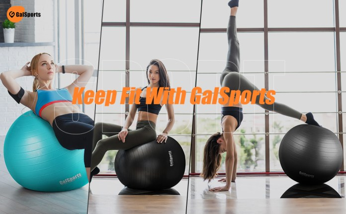 keep fit with galsports