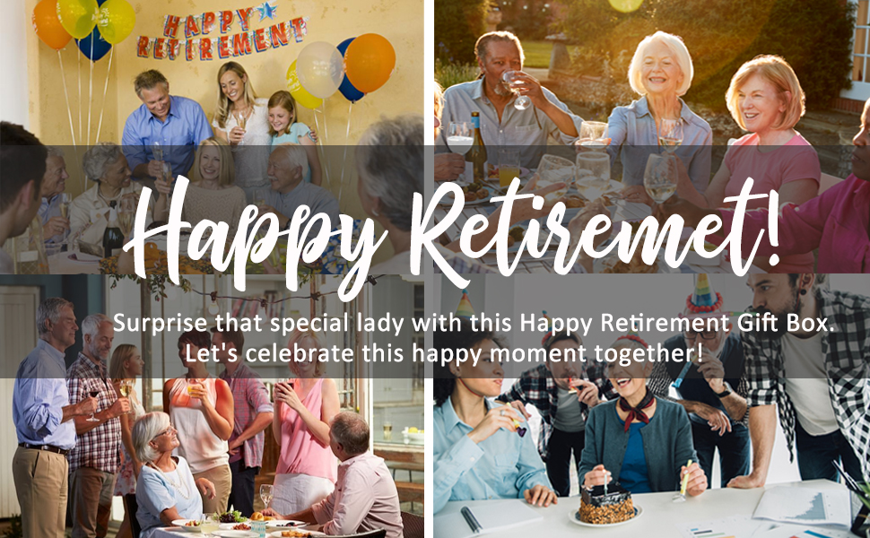 happy retirement gifts