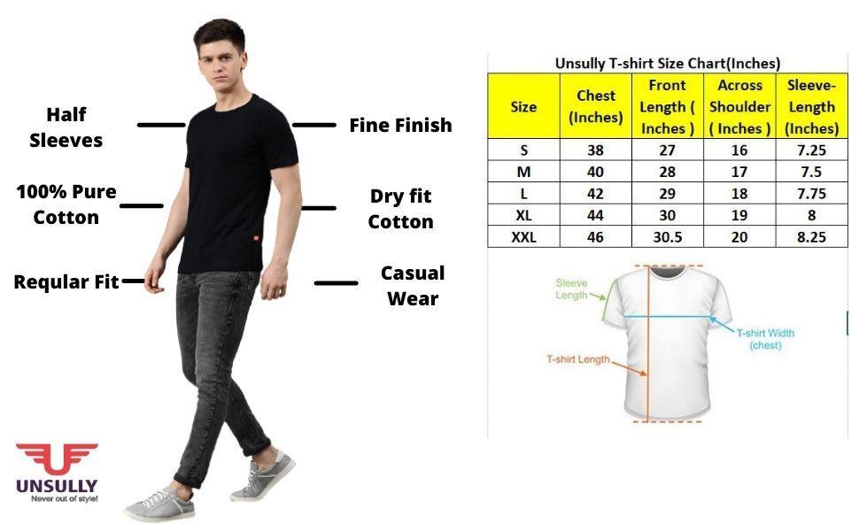 t-shirt for men cotton