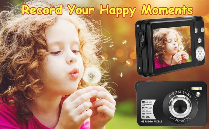 SEREE 2.7K Digital Camera