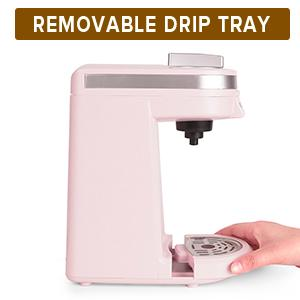 Removable Drip Tray for Coffee Brewer