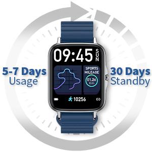 Long Battery Smartwatch