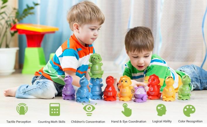Dinosaur Toys for Kids 3-5 5-7