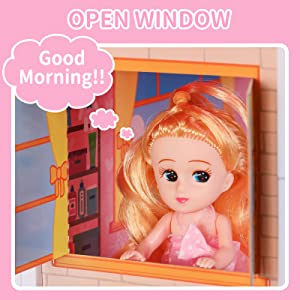 dollhouse for little girls 3 yrs  indoor activities for kids 3-5  crafts for 7 year old girls