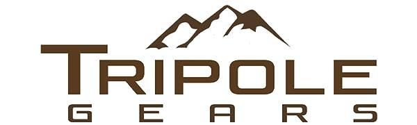 Tripole Gears Logo