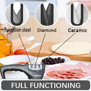 full functioning knife sharpener