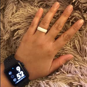 silicone rings women