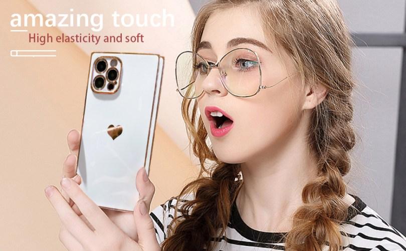 Tzomsze iPhone 12 Pro max case