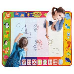 mesa; jugar escribir; pincel número; tapiz; garabato; flexible tablero; pizarra magica; aqua doodle