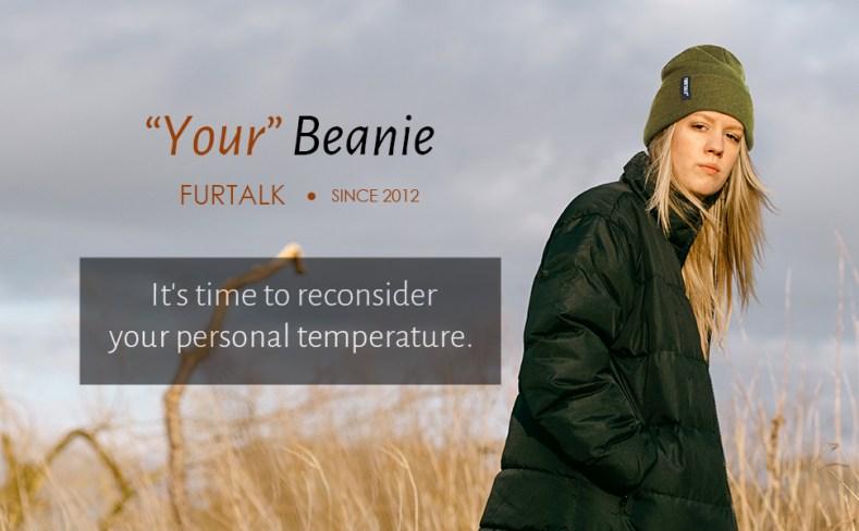Womens mens beanie hat