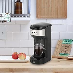 small coffee maker