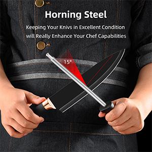Premium Sharpener Steel