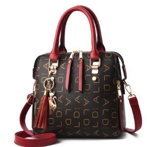 Vismiintrend Women Fashion Stylish Top Handle Sling Shoulder Handbag Satchel