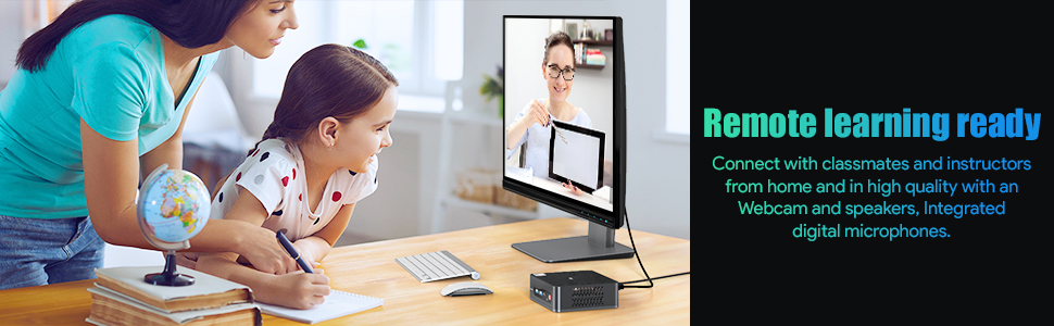 Beelink mini computer is definitely an ideal choice for home study