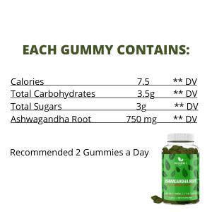 Ashwagandha Gummy