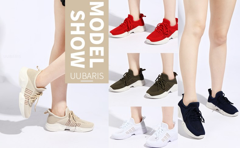 uubaris suit for women lady student officer waiter and women sneaker walking running workout gym