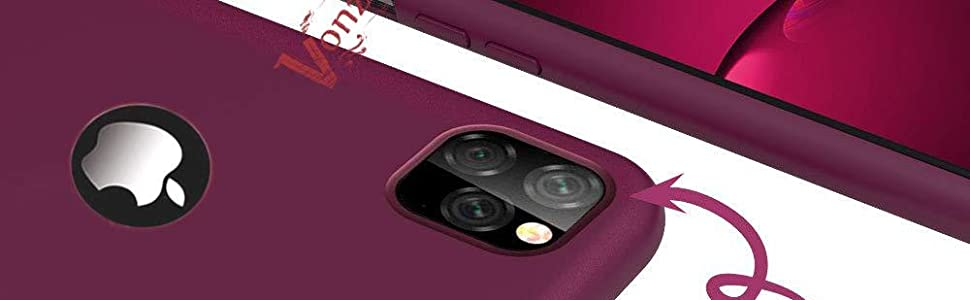 wine red cover