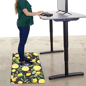 PVC Leather Heavy Duty Standing Mats