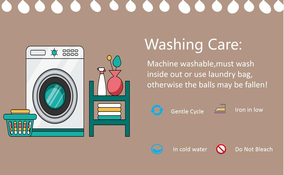 washing care