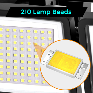 210 LED Ultra-Bright Spot light