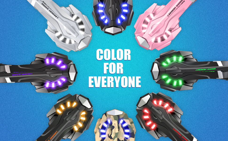 Best Headset Color for Everyone