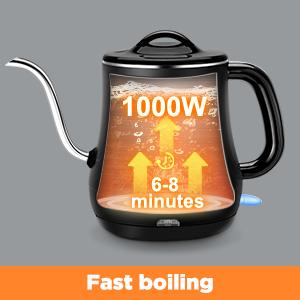 electric kettle gooseneck
