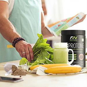 Plant Protein for Men