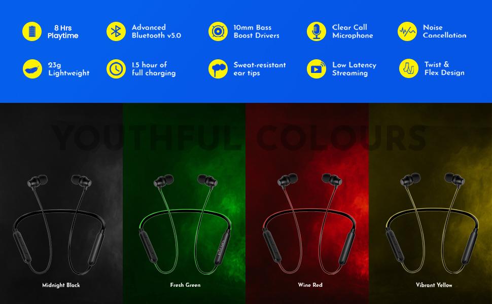 Tangent Lite Wireless Headphones