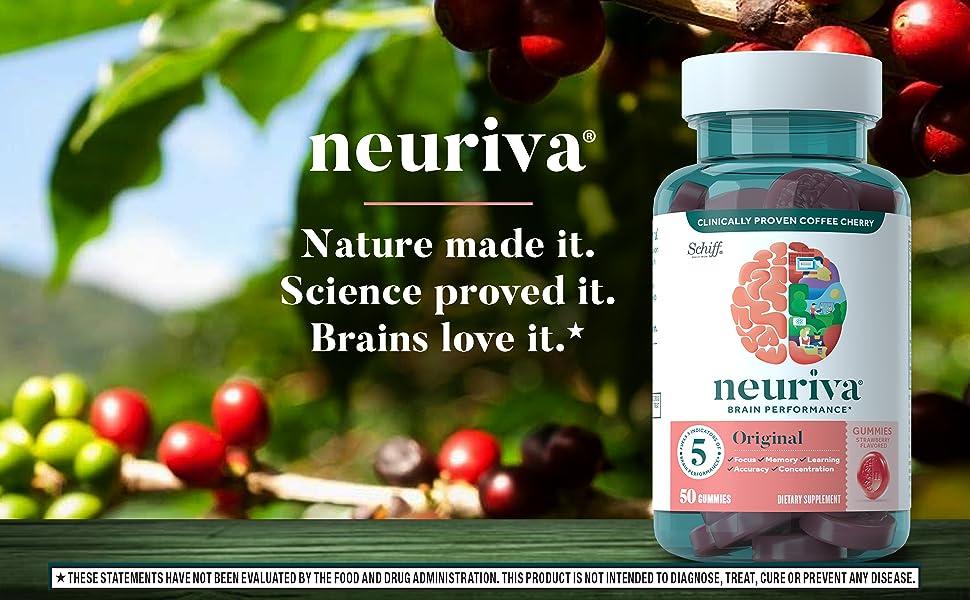 NEURIVA | Original | Gummies