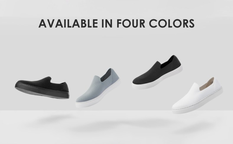 DREAM PAIRS Women's Slip-On Sneakers Comfort Casual Loafers Shoes