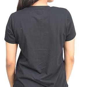 Cotton T-Shirt for Women KPOP/BTS Print