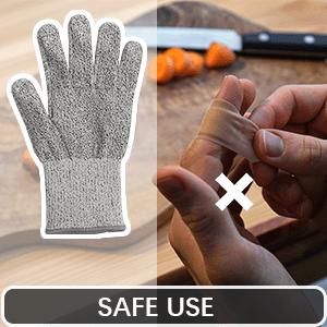 safe use knife sharpener