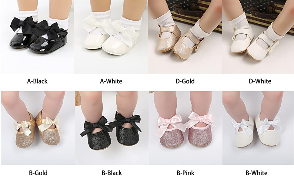 Mary Jane Flats Shoes