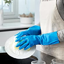 PACIFIC PPE DISHWASHING GLOVES