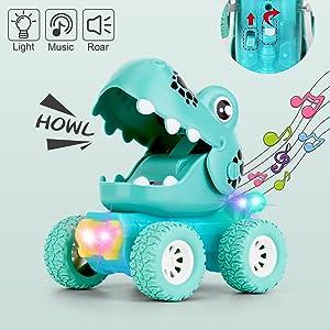girls dinosaur toy cars