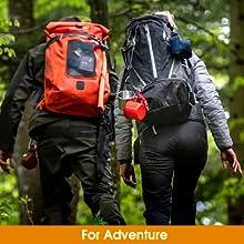 For Adventure