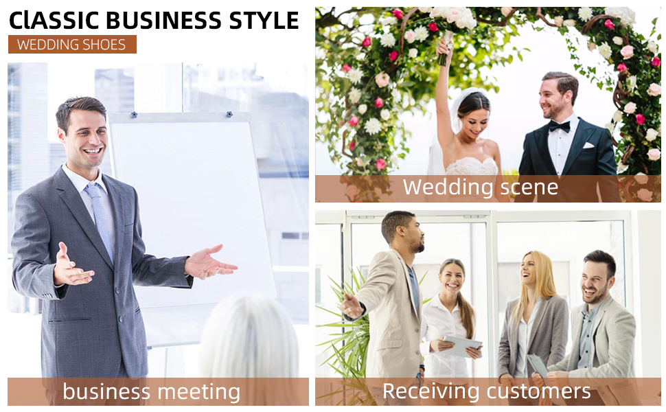 suitable for business meeting、wedding scene.