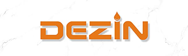 Dezin logo electric gooseneck kettle