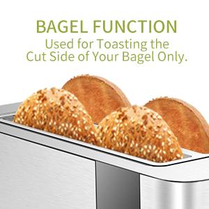 long slot toaster