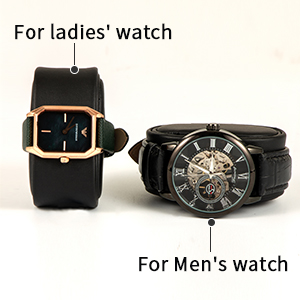 Suitable for men's and women's watches