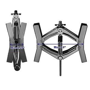 EPOARTIST Camper Wheel Chock Stabilizer