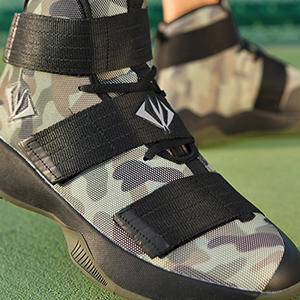 cloth upper breathable